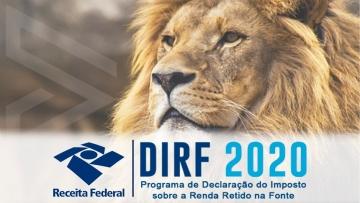 DIRF - DECLARAÇÃO DO IMPOSTO DE RENDA RETIDO NA FONTE