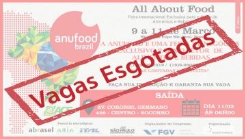 A ANUFOOD Brazil