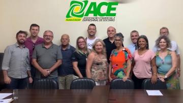 Primeira reunião de 2020 da Diretoria da ACE Socorro.