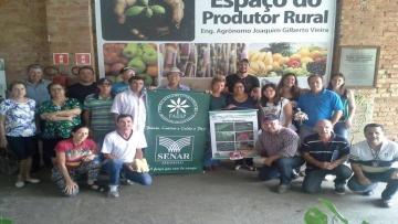 """""""Programa de Turismo Rural – Agregando Valor à Propriedade"""""""