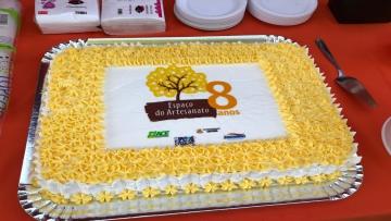 Espaço do Artesanato de Socorro celebra 8 anos