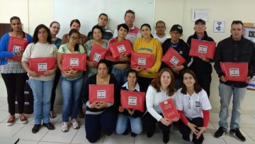 ACE Socorro dá início a primeira turma da Agência do Trabalhador