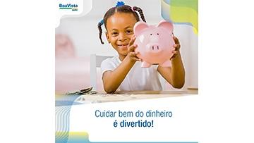 EDUCAÇÃO FINANCEIRA – Ensine as crianças a cuidar do dinheiro de uma forma divertida