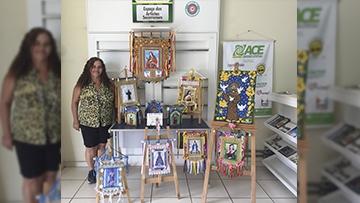 ESPAÇO DOS ARTISTAS SOCORRENSES | ABRIL 2019