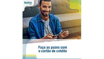 FAÇA AS PAZES COM O CARTÃO DE CRÉDITO