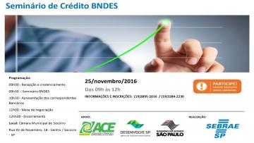 Seminario de Crédito BNDES